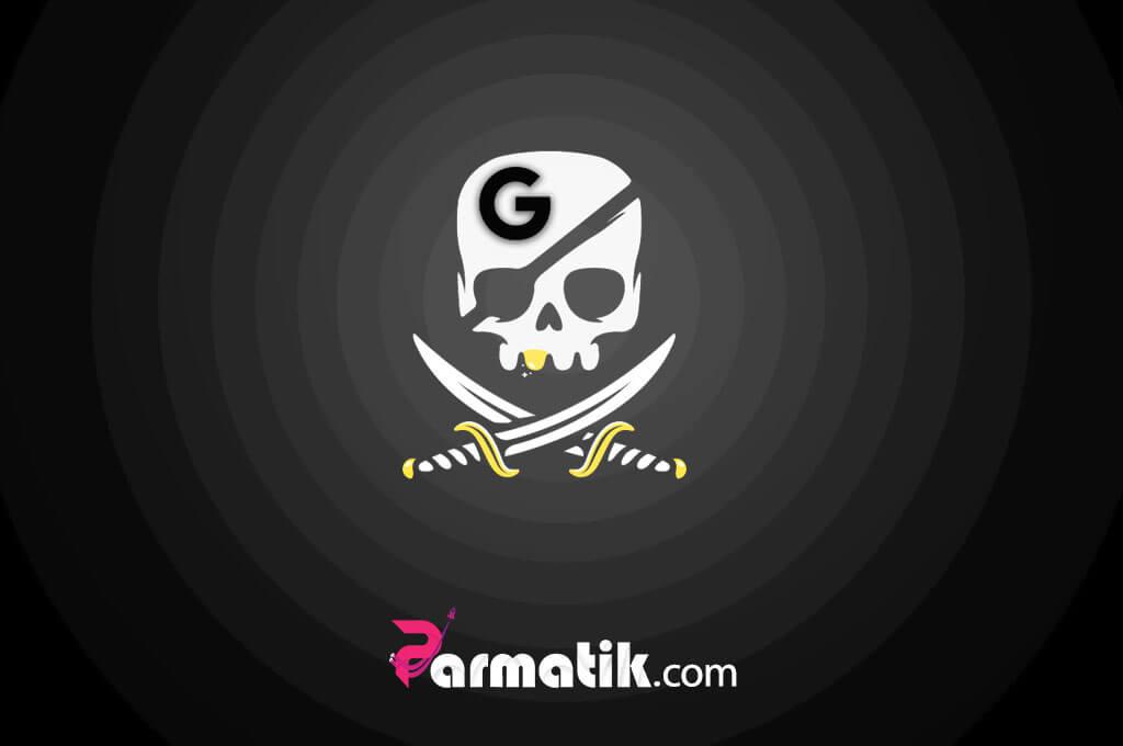 الگوریتم دزد دریایی گوگل