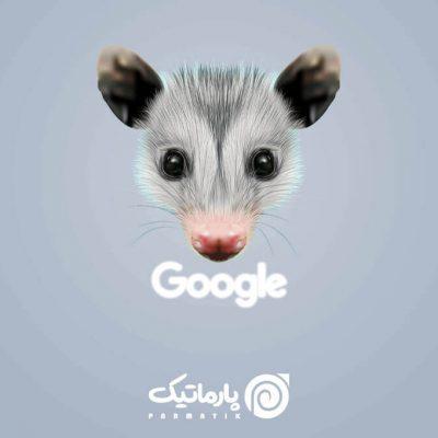 الگوریتم اپاسوم گوگل - الگوریتم موش کور گوگل