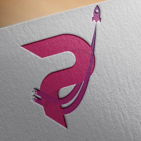 طراحی لوگو آژانس بازاریابی پارماتیک | طراحی حرفه ای لوگو | ساخت لوگو | طراحی لوگو حرفه ای