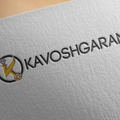 طراحی لوگو شرکت کاوشگران | طراحی حرفه ای لوگو | ساخت لوگو | طراحی لوگو حرفه ای
