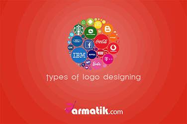 انواع لوگو و سبک های مختلف در طراحی لوگو