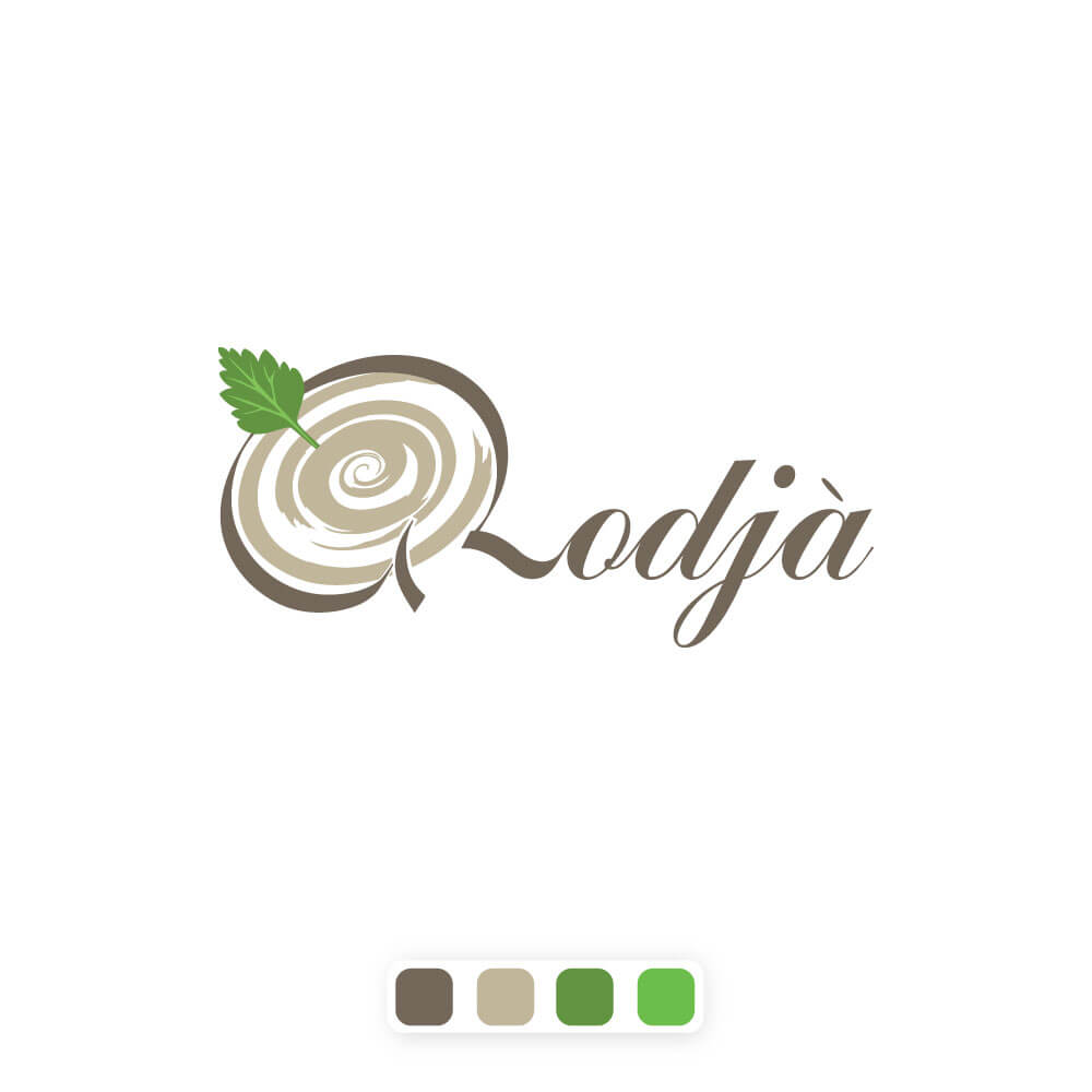طراحی لوگو سایت rodja