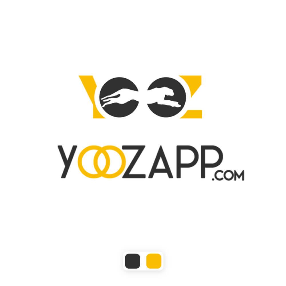 نمونه کار ساخت لوگو یوزاپ