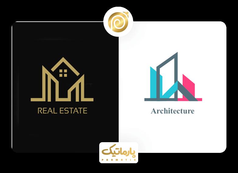 سفارش طراحی لوگو معماری