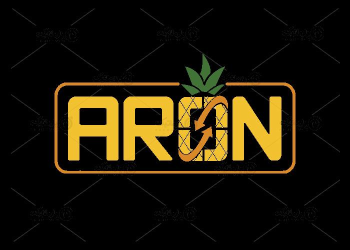 سفارش طراحی لوگو برند صادرات میوه آران