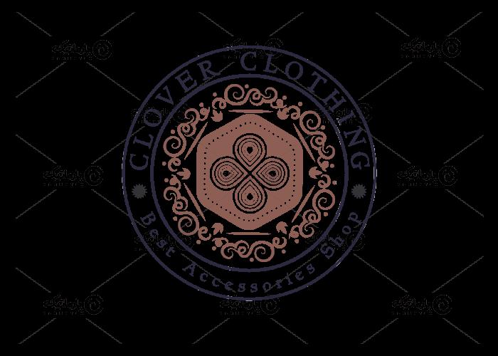 سفارش طراحی لوگو فروشگاه پوشاک و اکسسوری کلاور