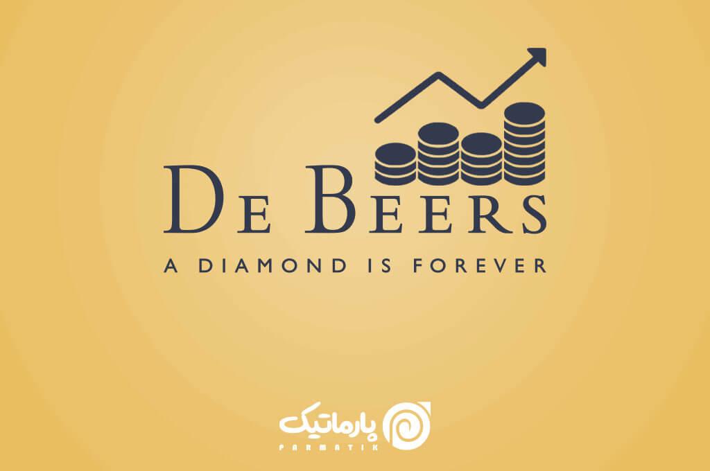 افزایش 74 درصدی فروش با استفاده از شعار های تبلیغاتی جذاب | داستان شعار گروه De Beers