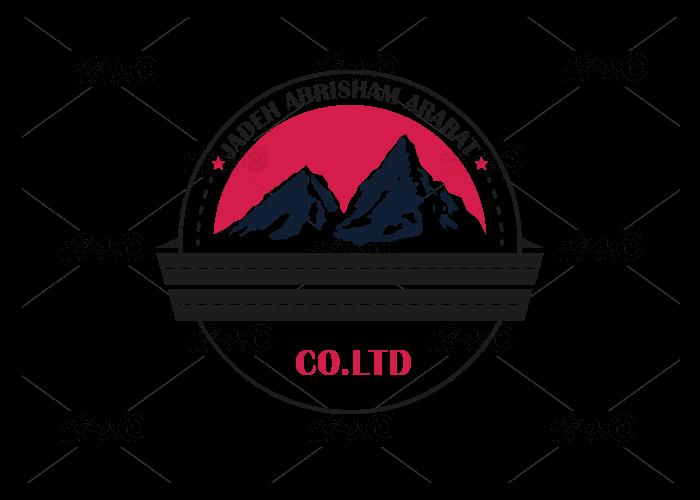سفارش طراحی لوگو شرکت بازرگانی جاده ابریشم آرارات