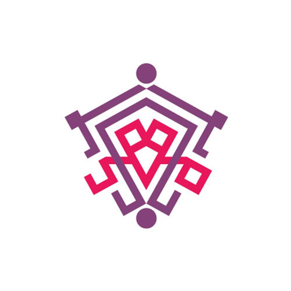 اتود 2 طراحی لوگو مهربانو