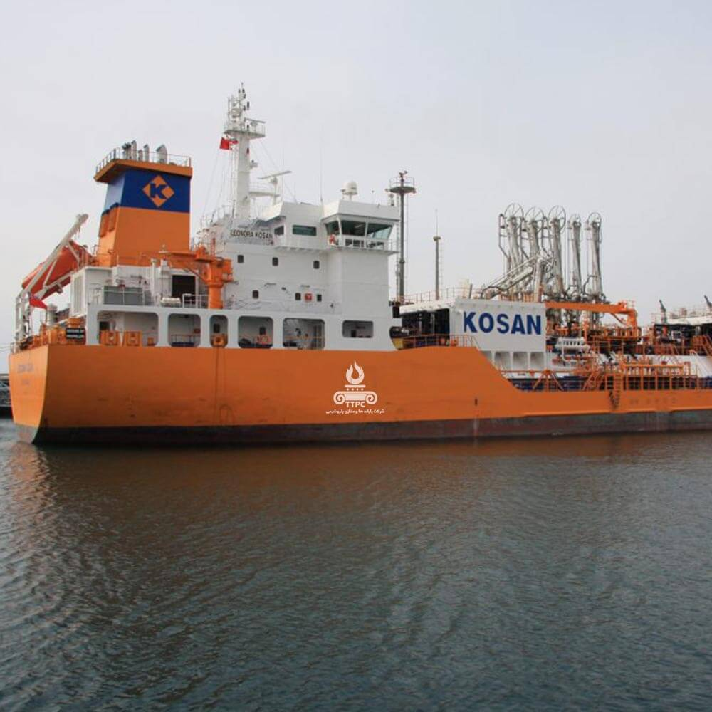 موکاپ کشتی برای سفارش لوگوی ttpc