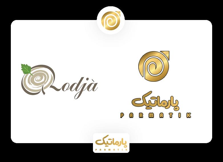 طراحی لوگو سایت | سفارش طراحی لوگو برای سایت
