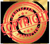 کپی رایت و حق کپی در لوگو