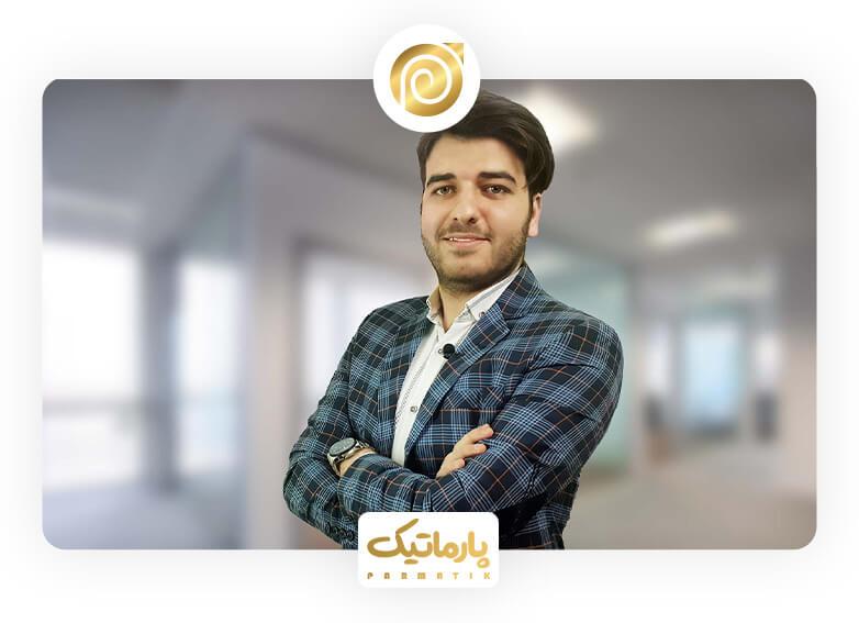محمد یوسف زاده | مدرس دوره ی مقدماتی