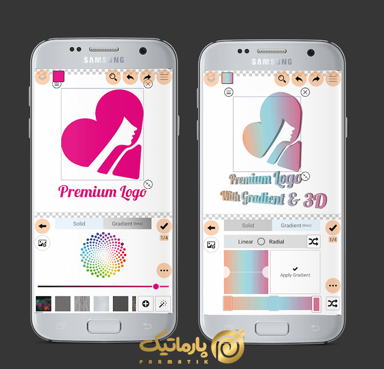 Logo Maker by Iris Studios and Services