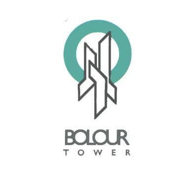 طراحی لوگو برج بلور